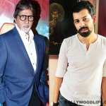 Why did Bejoy Nambiar find it difficult to direct Amitabh Bachchan in Wazir?