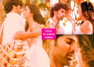 Check out Katrina Kaif and Aditya Roy Kapur's sizzling chemistry in this video before the trailer release of Fitoor!