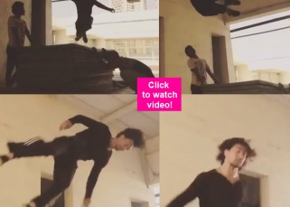 This video proves that Tiger Shroff is indeed a Flying Jatt!