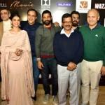 Wazir team Farhan Akhtar, Aditi Rao Hydari meet Delhi CM Arvind Kejriwal - view HQ pics