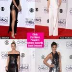 People's Choice Awards red carpet: Priyanka Chopra, Vanessa Hudgens, Kate Hudsons steal the show - view HQ pics!