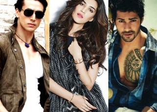 Kriti Sanon: You can't compare Varun Dhawan and Tiger Shroff!