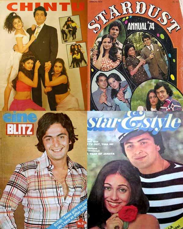 Rishi Kapoor Takes Us On A Nostalgia Trip As He Shares Old