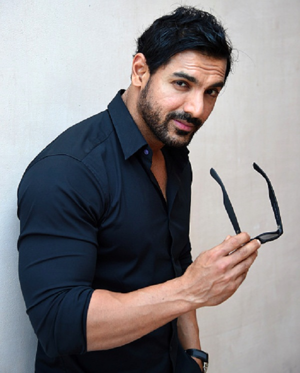 John Abraham Its Easier To Wear A Frock And Dance Bollywoodlifecom