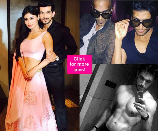Arjun Bijlani, Karanvir Bohra, Parth Samthaan – 5 best Instagram pics of TV actors this week!
