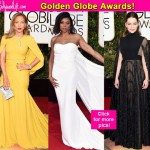 Golden Globe Awards 2016: From Emilia Clarke to Jennifer Lopez, check out how these divas donned the cape!