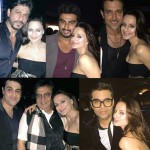 Did Ameesha Patel's selfie craze miff starry guests at Hrithik Roshan's birthday bash?