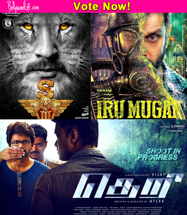 Vijays theri suriyas s3 or vikrams iru mugan which films first vijays theri suriyas s3 or vikrams iru mugan which films first look has got altavistaventures Images