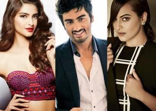 Sonam Kapoor and Sonakshi Sinha NOT on talking terms coz of Arjun Kapoor?