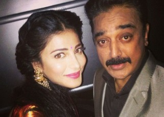 Confirmed: Kamal Haasan and Shruti Haasan to share screen space in a Kollywood film!