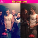 Power Couple's Mahek Chahal gives an ADORABLE gift to Ashmit Patel on his birthday - view pic!