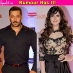 Zareen Khan forced Filmfare organisers to get her seated next to Salman Khan?