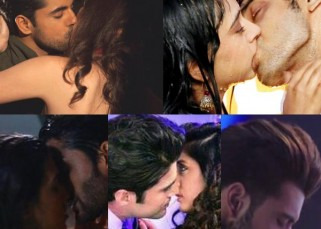 Parth Samthaan-Niti Taylor, Ankit Gera-Roopal Tyagi, Rajeev Khandelwal-Kritika Kamra - Here's a look at some of the best kisses on TV!