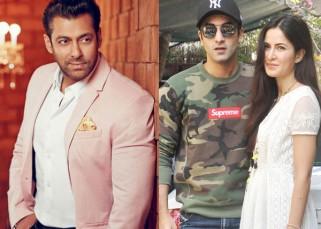 Salman Khan wants to have NOTHING to do with the Ranbir Kapoor - Katrina Kaif break-up!