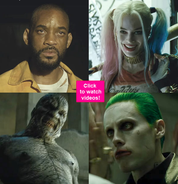 suicide squad trailer the bad guys are here to save the
