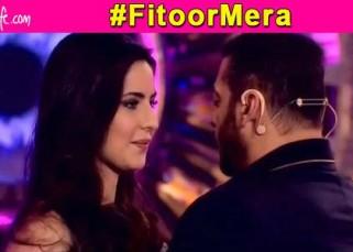Omg! Salman Khan and Katrina Kaif share eye-to-eye romance on Bigg Boss 9 - view pic!
