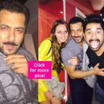 Salman Khan's pictures with his London Dreams team are just TOO DAMN CUTE!