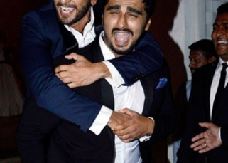 Ranveer Singh and Arjun Kapoor talk to each other on daily basis!