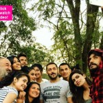 Rishabh, Digangana, Kishwer, Prince and Gizele let their hair down at Salman Khan's party - watch video!