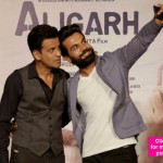 Manoj Bajpayee and Rajkummar Rao's selfie at the Aligarh trailer launch is just PERFECT!