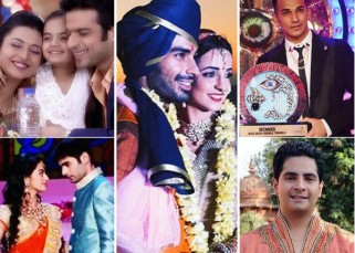Sanaya Irani-Mohit Sehgal, Karan Mehra, Prince Narula - Here's a look at the top newsmakers on TV!