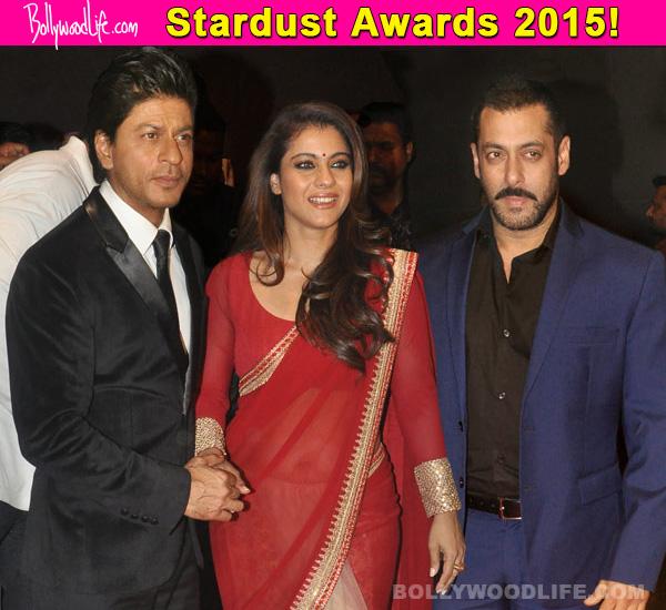 Stardust Awards 2015: Kuch Kuch Hota Hai's Shah Rukh Khan ...