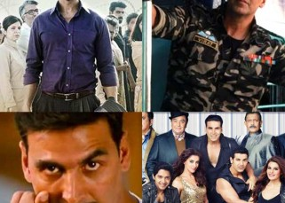 Airlift, Rowdy Rathore, Housefull 2, Holiday - Films that made Akshay Kumar the khiladi of the 100 CRORE CLUB!