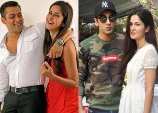 Salman Khan or Ranbir Kapoor - who does Katrina Kaif look the best with?