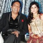 Prakash Raj blessed with a baby boy at 50!