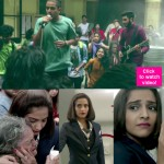 Sonam Kapoor as Neerja braves in the Fear Anthem from the film!
