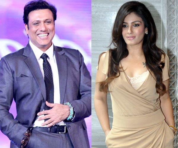 Govinda and raveena tandon to recreate their old magic on dance govinda and raveena tandon to recreate their old magic on dance reality show thecheapjerseys Images