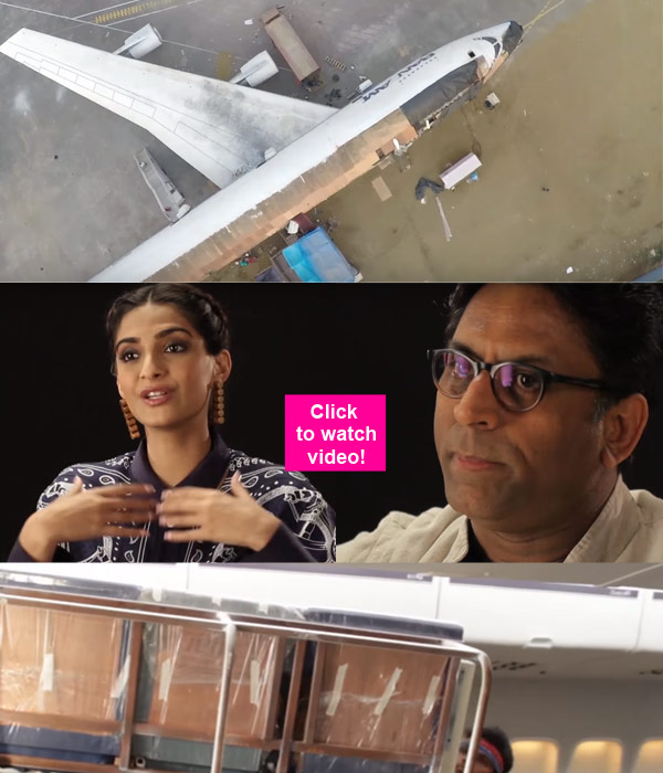 The making of Pan Am flight for Sonam Kapoor's Neerja will make your jaws drop!