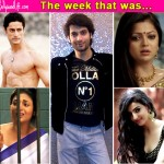 Ssharad Malhotra, Kapil Sharma, Mohit Raina - Here is a look at TV's top newsmakers this week!