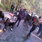 OMG! MTV Roadies team meets with accident in Darjeeling