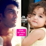 Sharad Kelkar shares his daughter's pic on her birthday and it's SUPER cute!