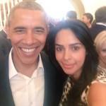 Mallika Sherawat meets Barack Obama, AGAIN!