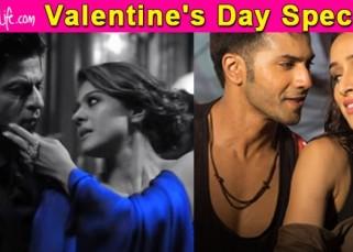 Shah Rukh - Kajol's Janam Janam, Varun - Shraddha's Sun Saathiya - take a look at 15 numbers you should definitely watch this Valentine's Day!