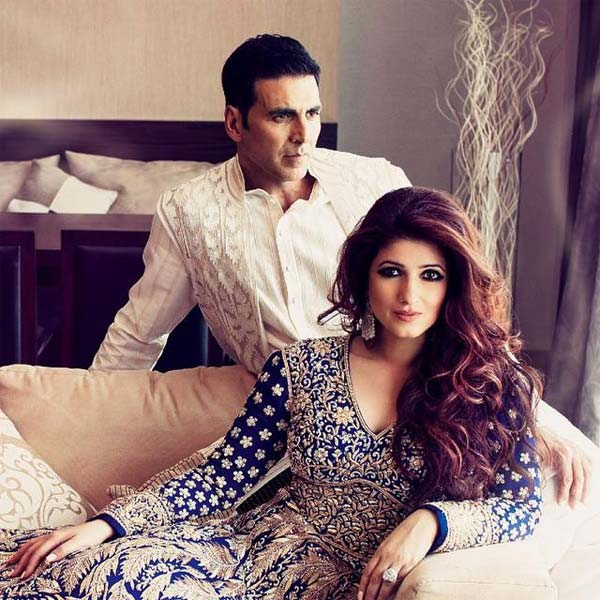 who is the wife of akshay kumar