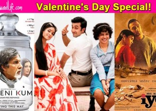 Ranbir - Priyanka's Barfi, Amitabh - Tabu's Cheeni Kum - 7 unconventional love stories that will WARM your heart!