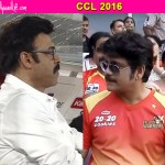 CCL 2016 Final: Nagarjuna and Venkatesh's Telugu Warriors thrash Sudeep's Karnataka Bulldozers horribly!