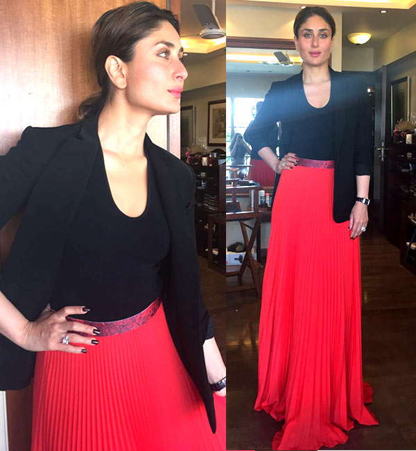 Red hot Kareena Kapoor gives you lessons on power dressing ...