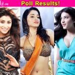 Shriya Saran declared the hottest gal down South by fans!