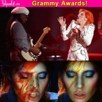 Grammy Awards 2016: Lady Gaga's tribute to David Bowie made us miss the late artist EVEN more - watch video!
