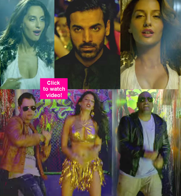 Nora fatehi rock tha party full song - 1 10