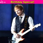 Grammy win the perfect advance gift for Ed Sheeran, who turned 25 today!