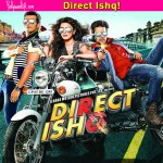 Direct Ishq quick movie review: Rajneesh Duggal, Nidhi Subbaiah and Arjun Bijlani's love triangle is too over the top!