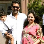 Just in: Shabbir Ahluwalia and Kanchi Kaul become parents to a baby boy