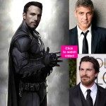 Ben Affleck took advice from George Clooney and Christian Bale before donning the Batsuit for Batman Vs Superman: Damn of Justice!