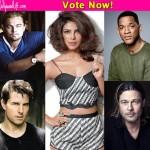 Leonardo DiCaprio, Brad Pitt, Tom Cruise: Who should Priyanka Chopra be paired with after Baywatch?