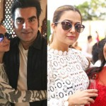 Amrita Arora DITCHES Malaika Arora, stands by Arbaaz Khan and family - view pic!